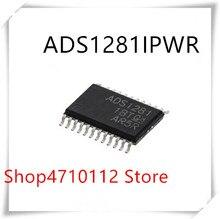NEW 1PCS/LOT ADS1281IPWR ADS1281IPW ADS1281 TSSOP-24 IC