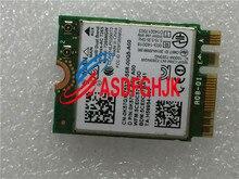Оригинал 0k57gx 0xxy3m для dell ноутбук 7265ngw ac ngff m.2 wlan wi-fi wireless card + bt4.0 bluetooth 100% работать идеально