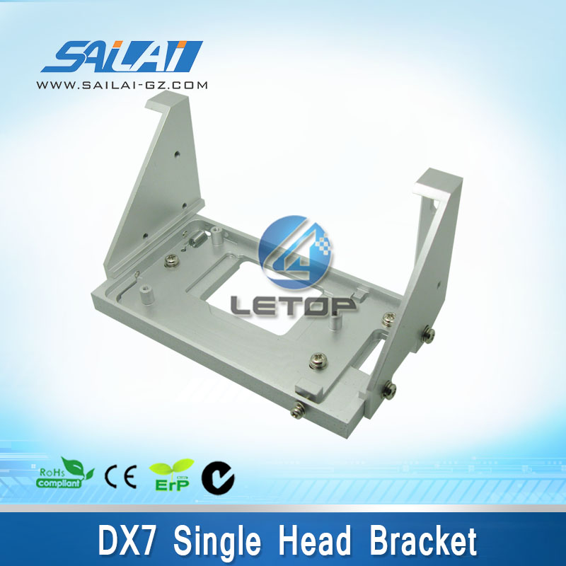 Hot sale!dx7 print head shelf bracket for letop eco solvent printer for taimes konica eco solvent printer print head board