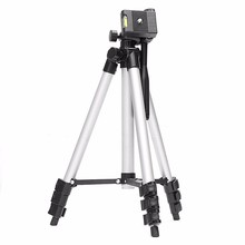Best price 35-103cm 2 in 1 Universal Ripod+Phone Holder Portable Tripod 4 Sections For Smartphone Telescopic Camera Tripod Stand For iPhone