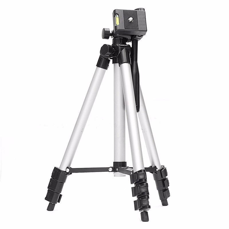 35 103cm 2 in 1 Universal Ripod Phone Holder Portable Tripod 4 Sections For font b