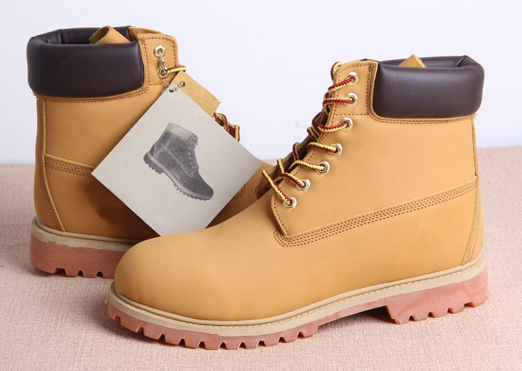 New Brand 2015 Unisex Boots Autumn Spring Fashion Genuine Leather Women  Boots Men Boots shoes Platform Yellow Free Shipping 906b52732d9