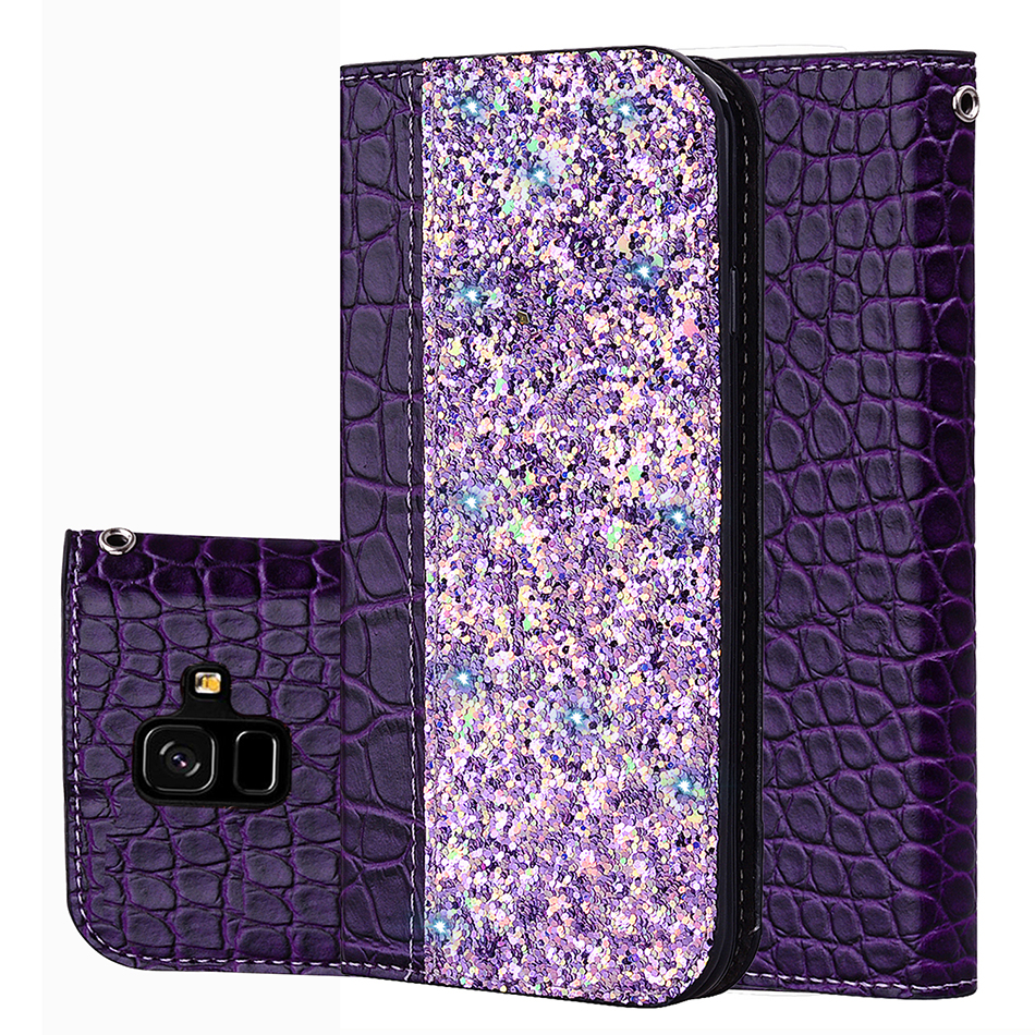 - Pink 3D Handmade Crown Ballet Pretty Girl Pumpkin Car Flower Leather Cover with Cable Protector STENES Bling Wallet Case Compatible with Samsung Galaxy S9 4 Pack Stylish