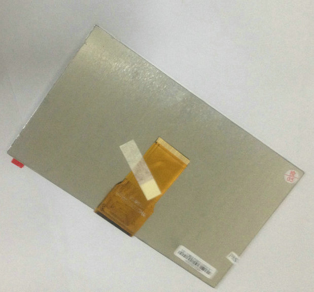 New LCD Display Matrix 7 TEXET TM-7076 X-pad NAVI 7.1 3G Tablet TFT inner LCD Screen Replacement Panel Parts Free Shipping new 7 for texet tm 7086 tablet lcd display screen panel matrix digital replacement free shipping