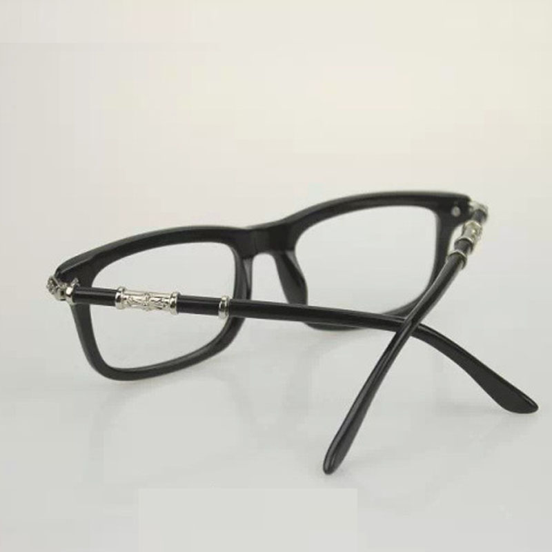 Hot Chromehearts MRDUACK Oculos De Grau Glasses Frame Man Eye ...