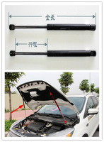 For Ford Kuga 2017 2018 Refit Car Front Hood Engine Cover Hydraulic Rod Strut Spring Shock Bar Car Styling