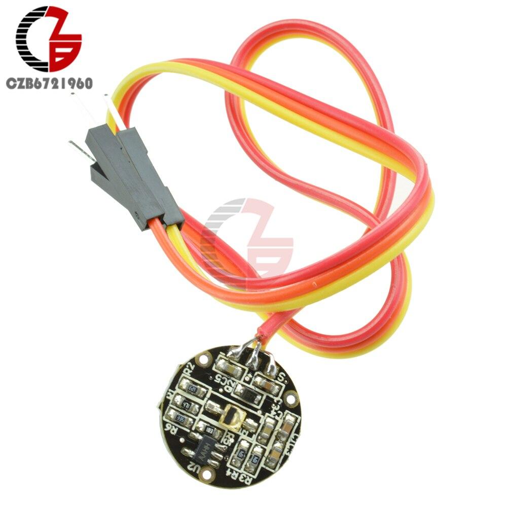 US $1 49 18% OFF Heart Rate Pulse Sensor Pulsesensor Sensor Module For  Arduino Raspberry pi-in Pressure Sensors from Tools on AliExpress