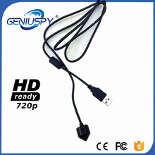 19mm Diamater 720P Mini Usb camera 1/4″ Color CMOS 1.0MP 1280*720P HD  Mini Usb Bullet Camera Support Linux For Bank ATM Machine
