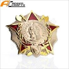 Орден А. Невского советской Российской ССР КЦХП военная медаль