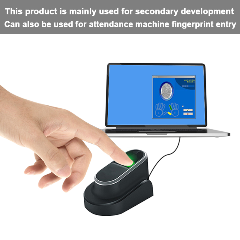цена Eseye USB Fingerprint Reader Free SDK Fingerprint Sensor Biometric Fingerprint Scanner Portable Personal With SDK Windows Linux