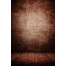 Yeele Dark Gradient Solid Color Wall Wooden Floor Baby Birthday Portrait Photo Backgrounds Photography Backdrops Studio