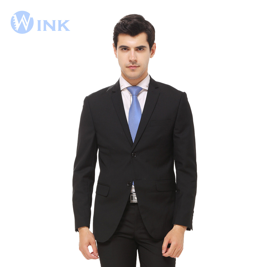 Jackets Pants 2015 New Men Suits Slim Fit Custom Tuxedo Brand Fashion Bridegroon Male Business