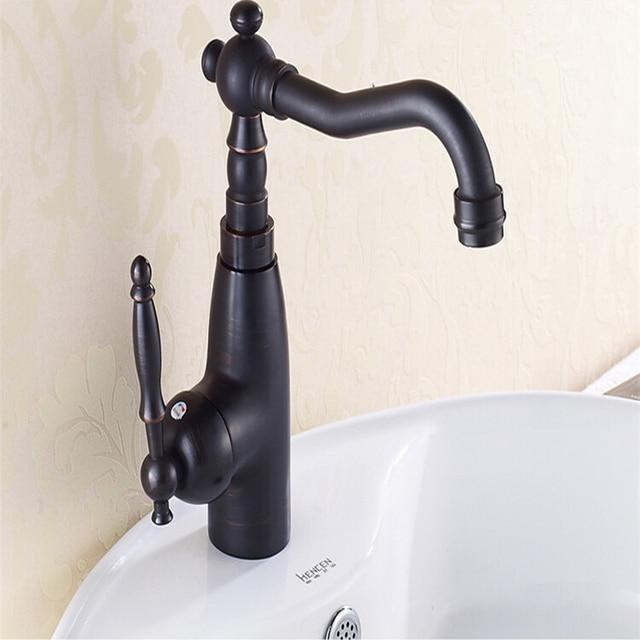 Aliexpress.com : Buy 1PC Kitchen/Bathroom Swivel Brass Faucets ...