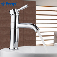 FRAP Basin Faucets 360 rotation bathroom basin tap sink faucet water mixer taps chrome plated for