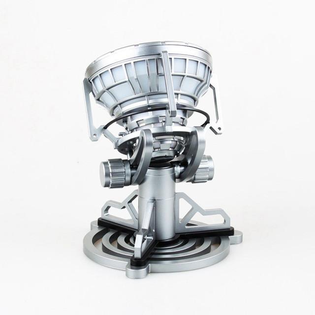 MK43 1:1 Scale The Avengers Iron Man 3 Arc Reactor LED Light Action Figure