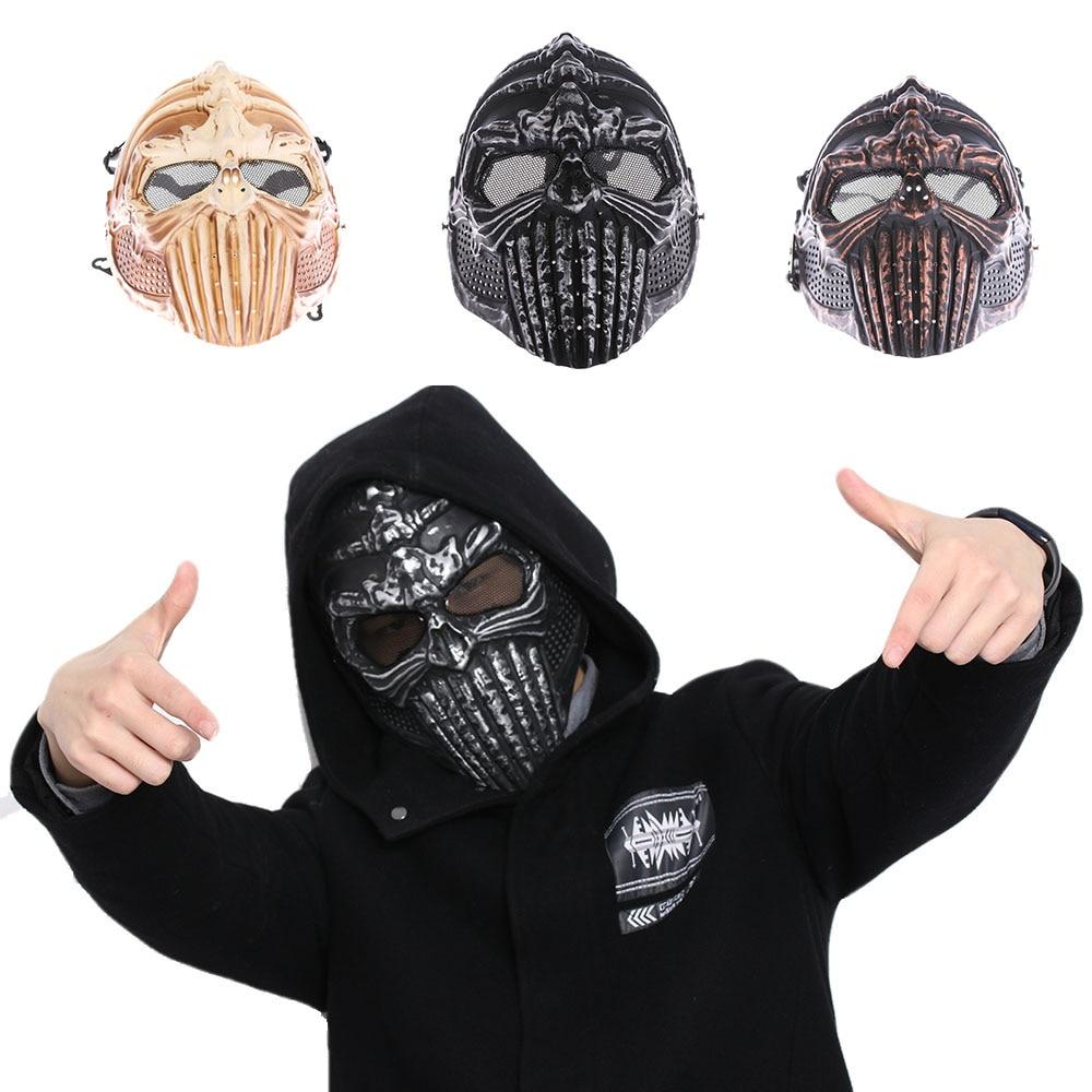 Popular Halloween Skeleton Masks-Buy Cheap Halloween Skeleton ...
