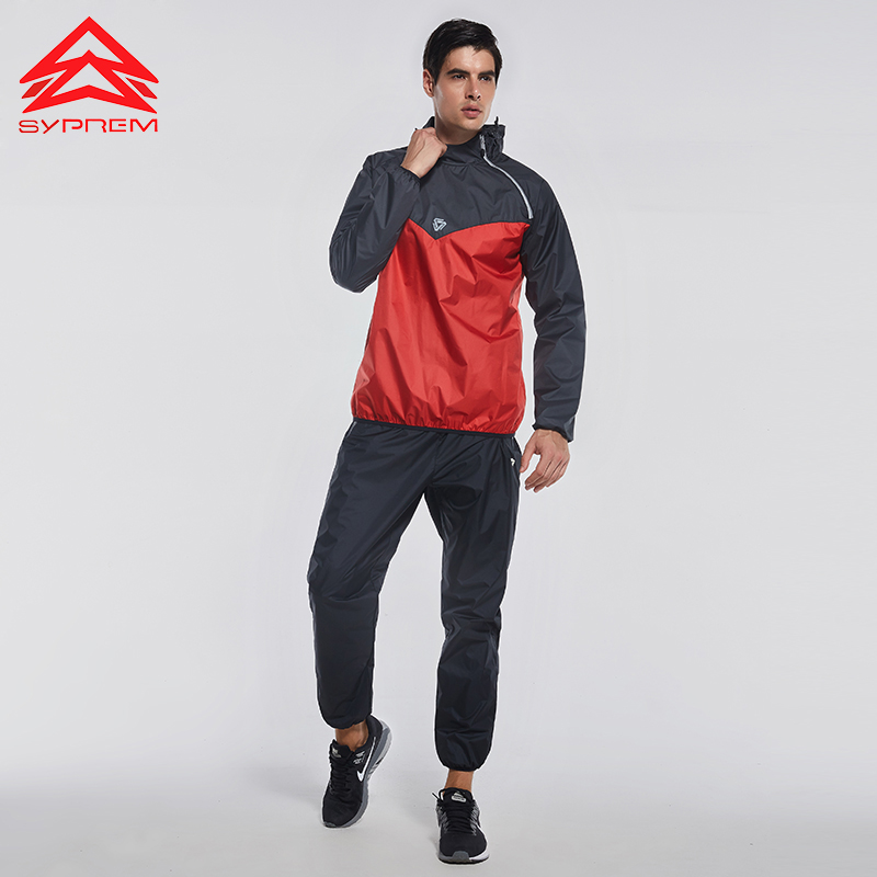 Syprem Men's Sport Exercis Suits Hot Sweat Suits 2017 Basketball Soccer Training Tracksuits Fitness Sportswear Men Gym Clothing libo breathable fitness sleeveless basketball suits for male