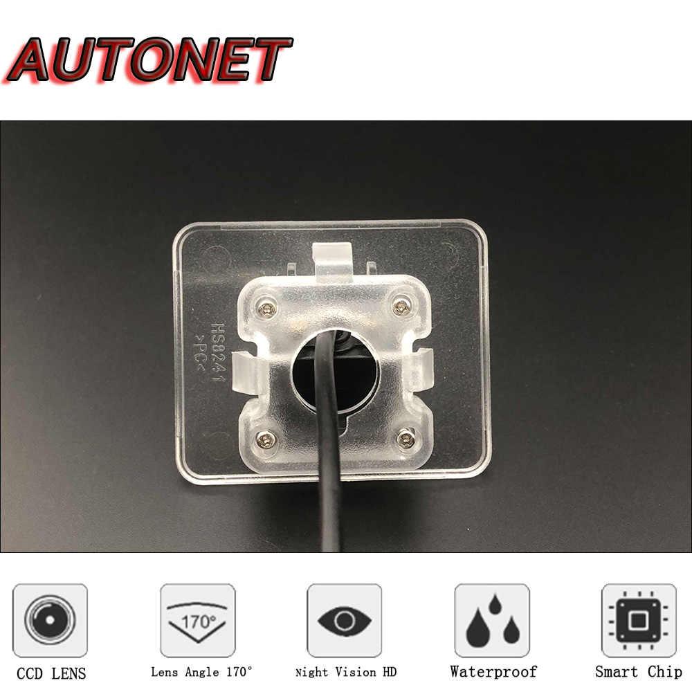 AUTONET HD камера заднего вида ночного видения для kia Cerato k3 2013 ~ 2019 Оригинальная камера с отверстием/номерной знак