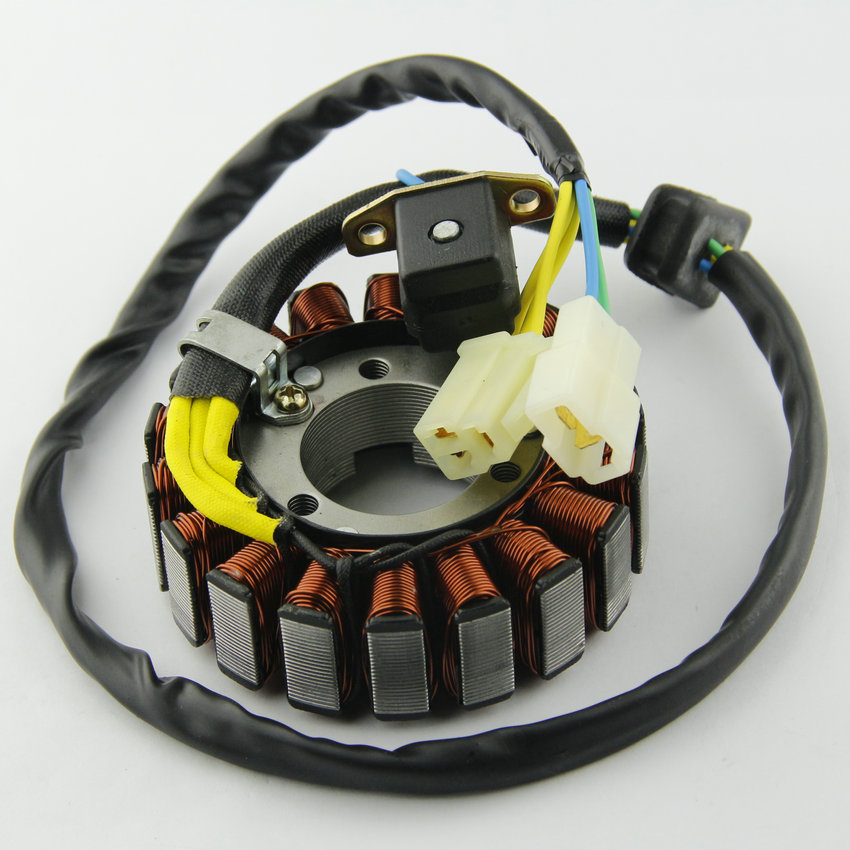 Motorcycle Ignition Magneto Stator Coil for Hyosung GT250 GT250R GTR250 Magneto Engine Stator Generator Coil