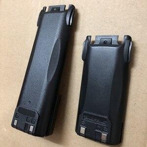 Image 3 - Baofeng UV 82 walkie talkie battery 2800mAh 3800mAh Li battery 7.4V For Baofeng Walkie Talkie