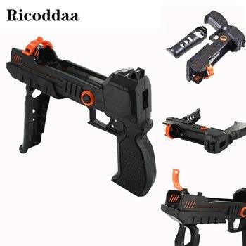 d135b96f84b37 Hassas Atış Tabanca tabanca Için Sony PlayStation 3 Move Hareket Kontrol  Kontrol Tüfek Için PS3 Çekim Oyun Aksesuarları