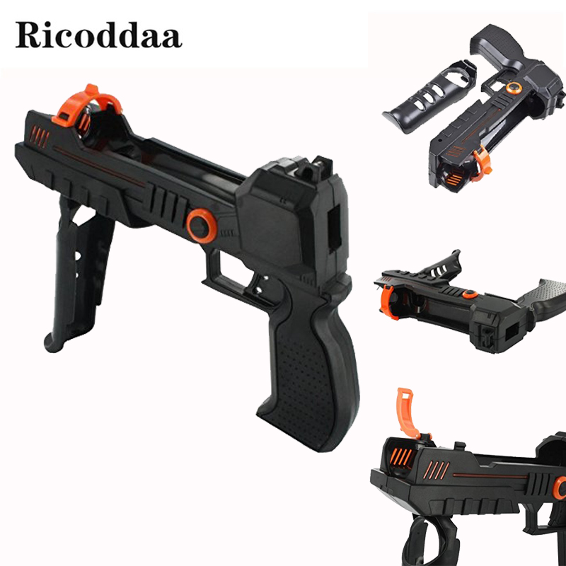 Precision Shot Hand Gun Pistol For Sony PlayStation 3 Move Motion Control Controller Rifle For PS3 Shooting Gaming Accessories