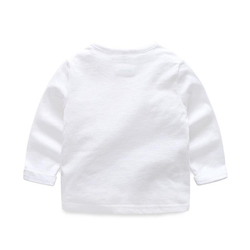 noworodek ubrania dla chłopca komplety bawełny dla niemowląt - Odzież dla niemowląt - Zdjęcie 4