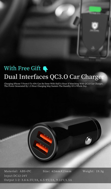 wireless car charger 5