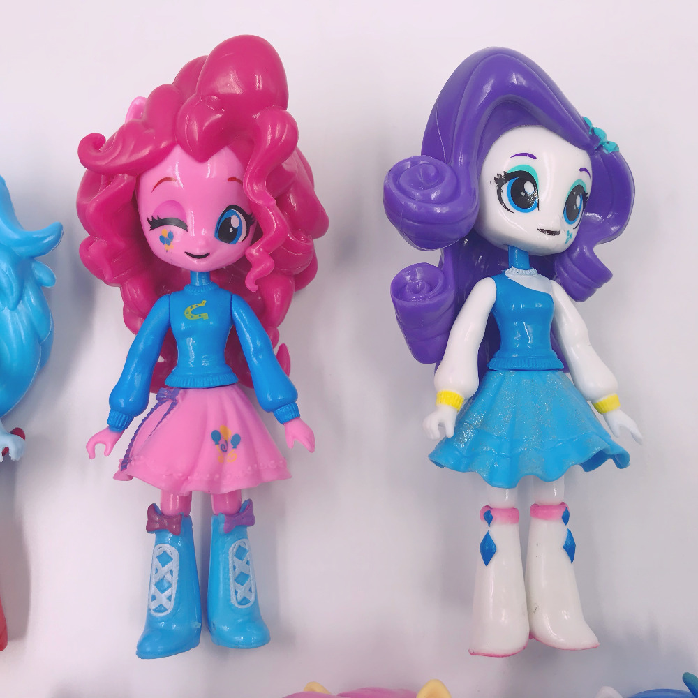 My Little Cute Pony Girl Figurines 13cm 20