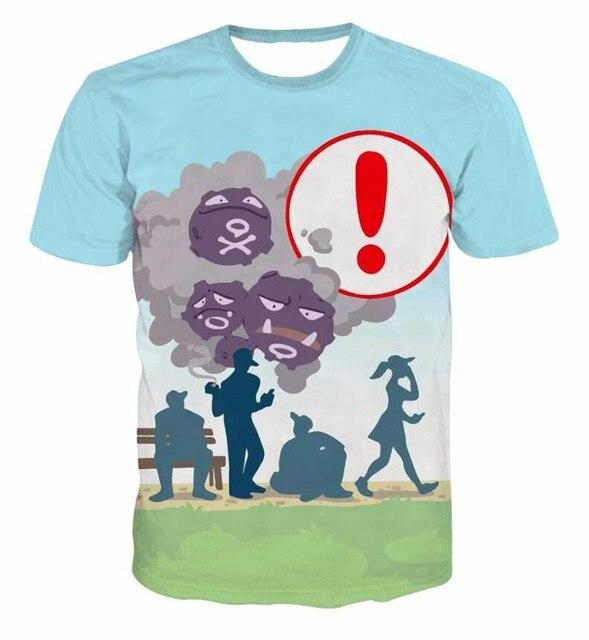 Pokemon Go Tees Tops T Shirts