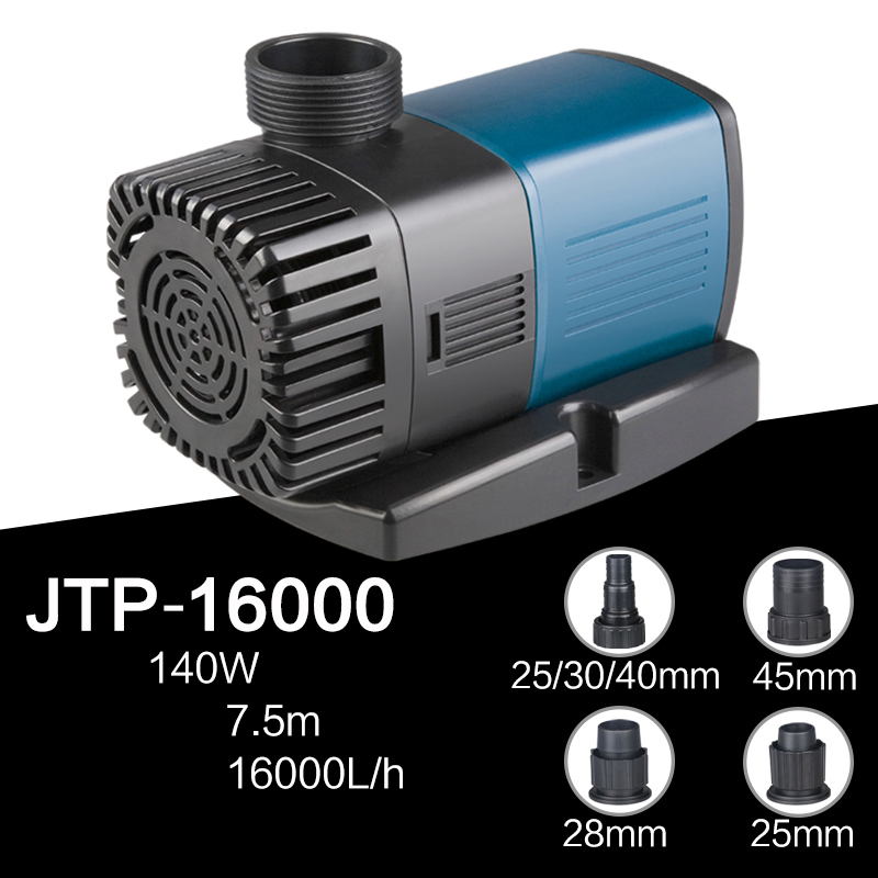 140W 16000L/H JTP 16000 SUNSUN Aquarium Water Pump Submersible Water Fountain Pump Rockery Fish Tank Hydroponic Pond Filter Pump-in Water Pumps from Home & Garden