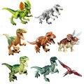 8pcs/set Dinosaur egg toys for children boys finger toy baby creative dinosaur L250006