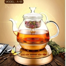 Kamjove a-55 elektrische teekanne gekochten tee elektrischer teekessel maschine automatische kochendem tee glas topf kochen tee topf