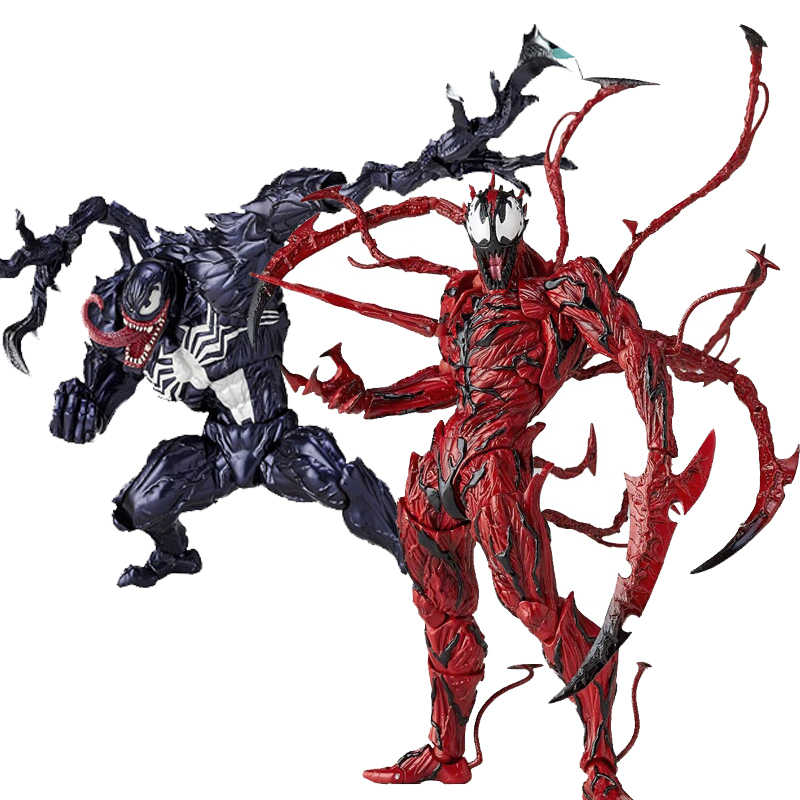 Detail Feedback Questions About Revoltech Amazing Red Venom Carnage