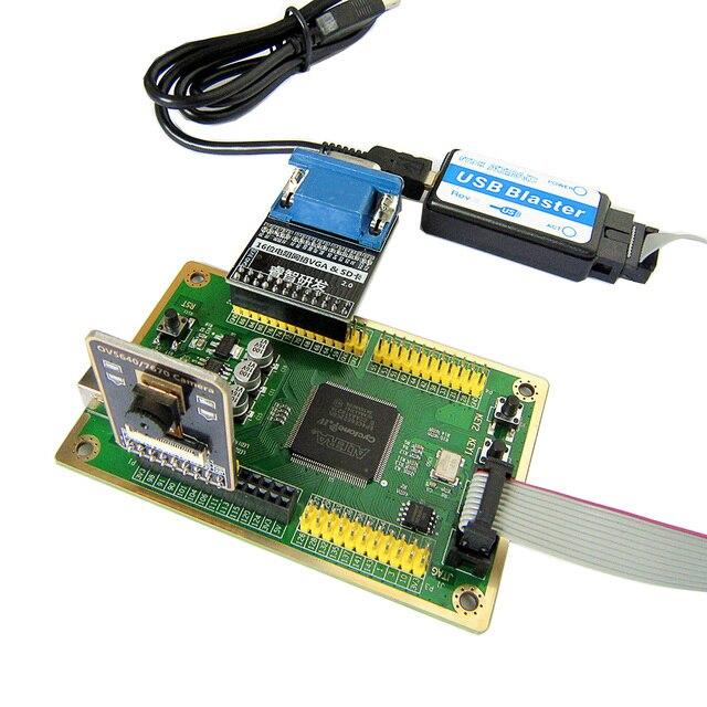Altera EP4CE6 FPGA Geliştirme Kurulu Altera Cyclone IV EP4CE Kurulu 256 Mbit SDRAM USB Blaster