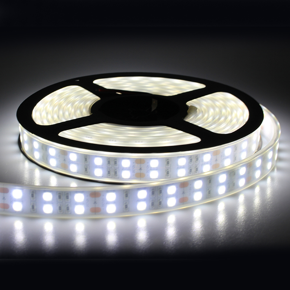 Tanbaby Wateproof silicone led strip SMD 5050 120led/M ...