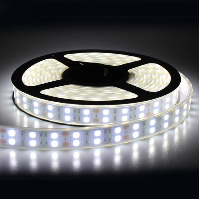 Tanbaby wateproof silicone led strip smd 5050 120ledm double row tanbaby wateproof silicone led strip smd 5050 120ledm double row stripe ribbon outdoor lighting workwithnaturefo