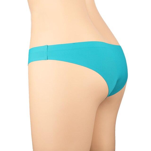 f0c67452a876 Magfeliz Sexy Ropa Interior Para Mujeres Calzoncillos de la Ropa Interior  Sin Costuras Escritos Panty de