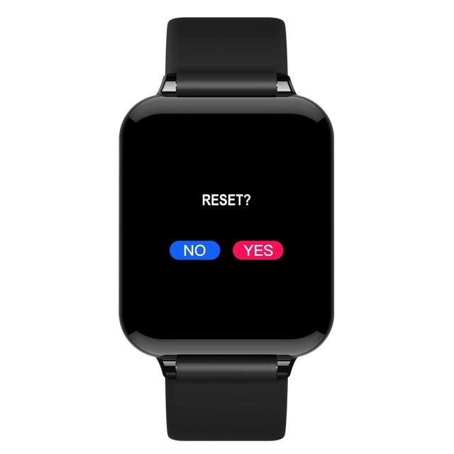 Top B57 PK IWO Women Men Smart Watch Waterproof Sport Smartwatch Heart Rate Monitor Blood oxygen Functions For IOS Android phone