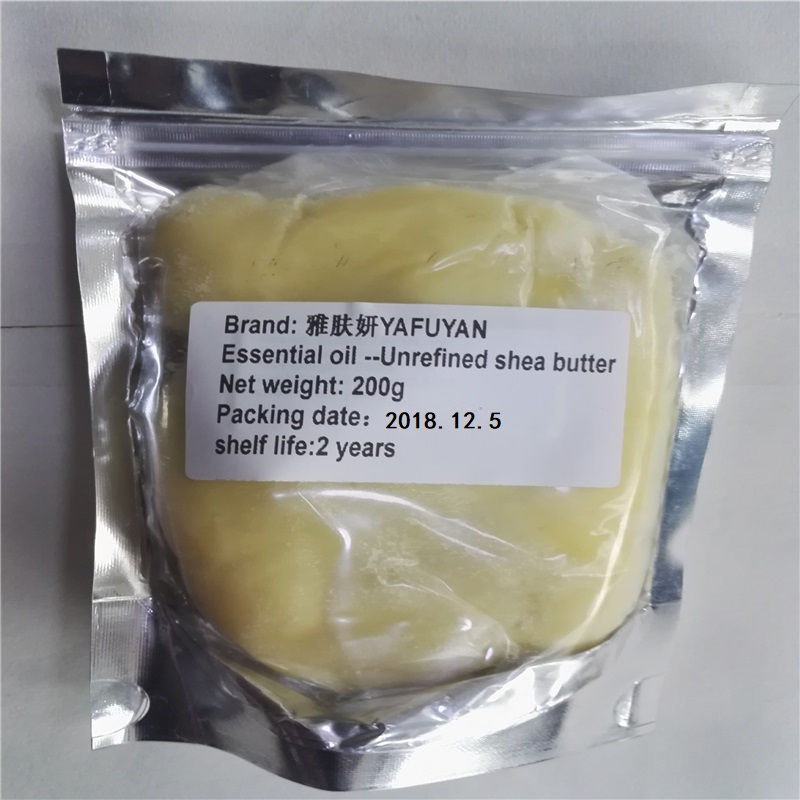 Image 4 - YAFUYAN 250 g Esential Oil ORGANIC PURE Shea Butter Unrefined Fresh Import From Africa Wholesale Free Shipping-in Essential Oil from Beauty & Health
