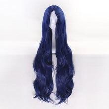 Danganronpa V3: zabijanie harmonii Shirogane Tsumugi długa peruka przebranie na karnawał Dangan Ronpa żaroodporne włosy syntetyczne + Hairnet