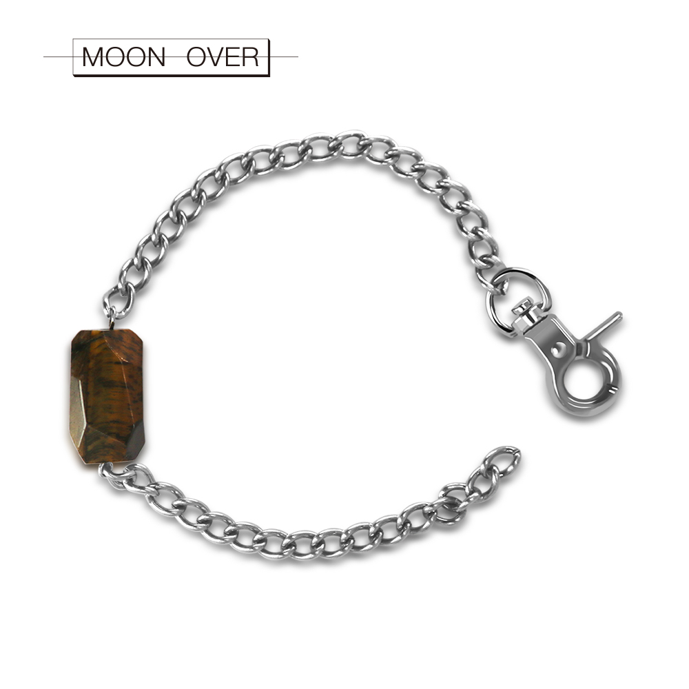 MOON OVER Original Fashion Bracelets Long Chain Mosaic