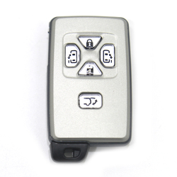 Darmowa wysyłka firma Lockartist 5 przyciski 315 MHz 71 układu o inteligentny klucz do Toyota Land Cruiser PRADO i Alphard dla ND900-0780
