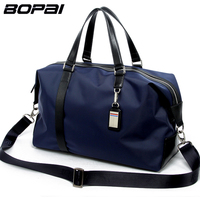 Fashion Men Travel Bags 2016 New Brand Weekend Travel Duffle Bag Light Weight Valise Bagage Waterproof