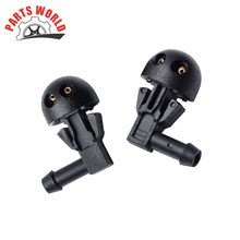 Voorruit Washer Nozzles-voor 1998-2010 Peugeot 206 Hatchback/SW/Estate-Vervangt OEM #: 6438. j2, Spray Jet K(China)