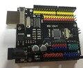 Um Novo Jogo de 2016-ONE R3 ATmega328P/CH340G V4, V5. compatível para Arduino Um Rev 3.0 (hei) + USB
