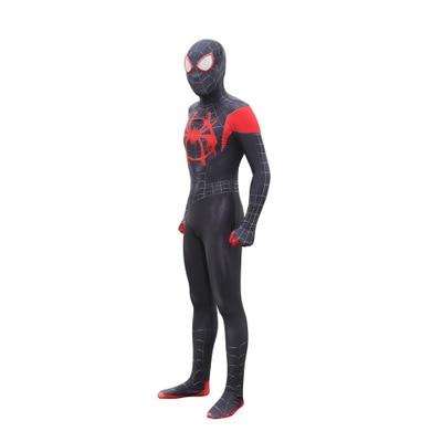 Costumes & Accessories Devoted Movie Spider-man:homecoming Cosplay Costume Mask Suit Black Spiderman Superhero Zentai Bodysuit Halloween Costume Men Adult Kids Movie & Tv Costumes