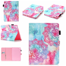 PU Leather Stand For Apple iPad pro 9.7 Case with card slot Protector back cover For iPad Pro Mini 9.7 inch A1673 A1674 Tablet for ipad pro 9 7 cover case owl rose tower pattern pu leather stand cases for apple ipad pro 9 7 with card slot mc553d