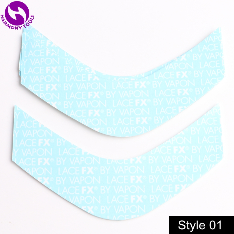 HARMONY (36pcs/bag) 180pcs 2cm x 7.6cm B Contour White-liner BY VAPON LACE FX Double Sided Tape Sticker Tab for Lace Wig Toupee nowodvorski harmony white iii