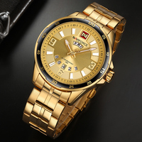 NAVIFORCE Men Sports Wristwatches Top Brand Luxury Military Watches Men S Waterproof Quartz Watch Male Clock